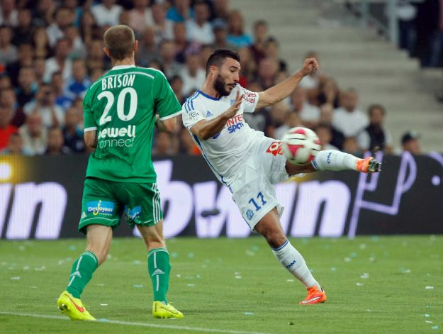 Marseille vs Saint Etienne - The Footballing World