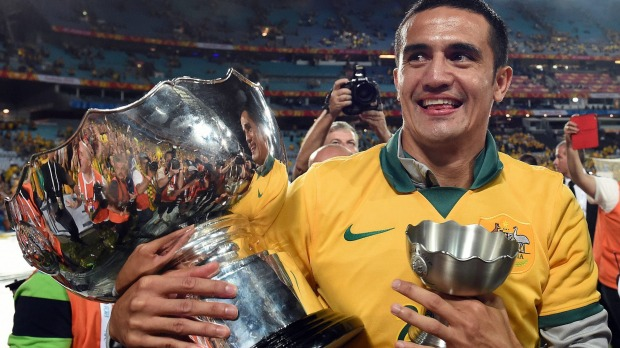 Tim Cahill - The Footballing World