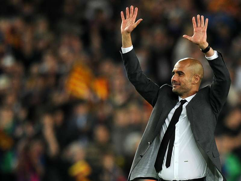 Pep Guardiola - The Footballing World